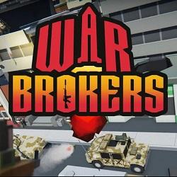 War Brokers Browser Game Screenshot