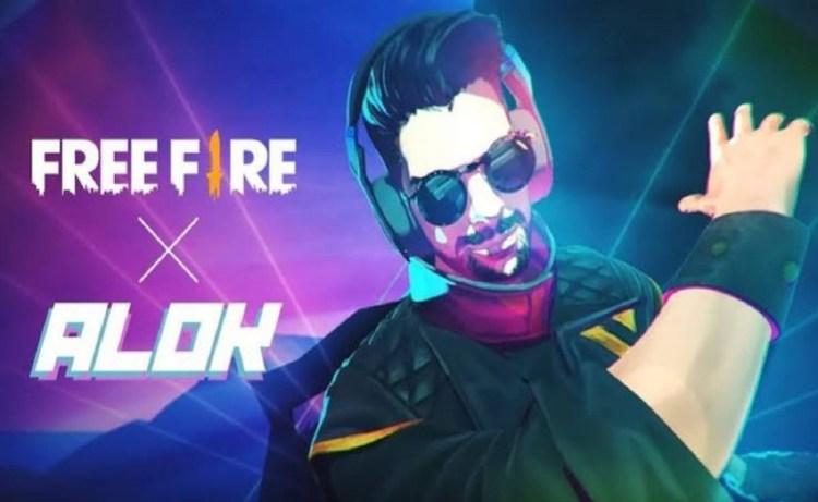 DJ Alok FF Hero