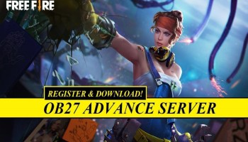 Free Fire OB27 Advance Server Apk