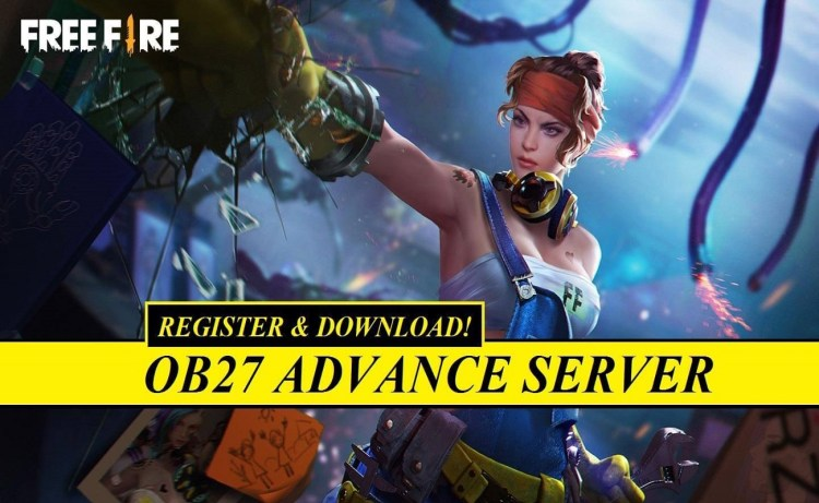 Free Fire OB27 Advance Server Apk
