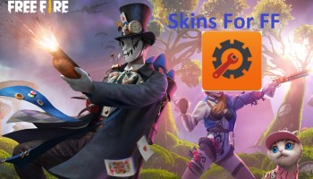 Skins For FF