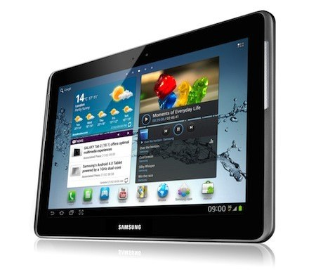 Samsung announces Galaxy Tab 2 series 10.1″ version