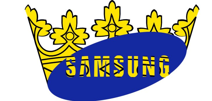 Samsung dethrones Nokia to become the top cellphone brand in 2012, Apple third