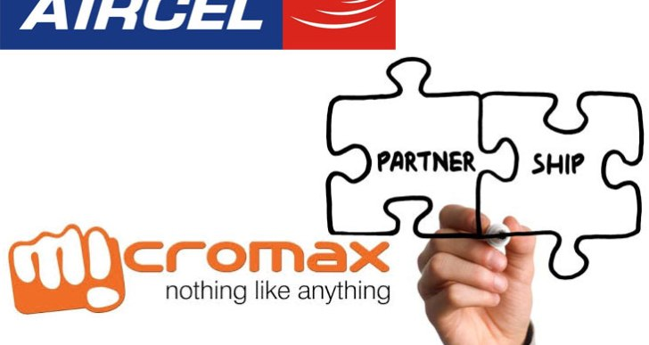 Watch live: Micromax and Aircel to announce a strategic partnership