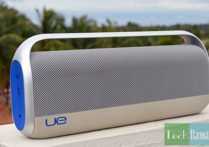Logitech UE Boombox Review