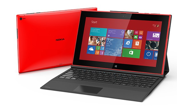 Nokia launches Lumia 2520, the company's first-ever tablet