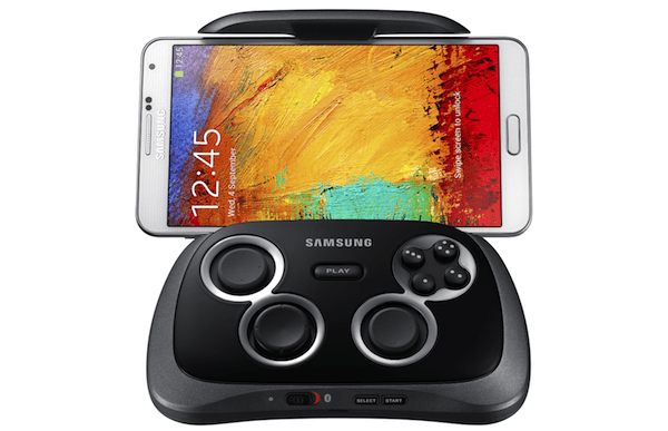 "Takeing mobile gaming serious, Samsung launches the ""Smartphone GamePad"""