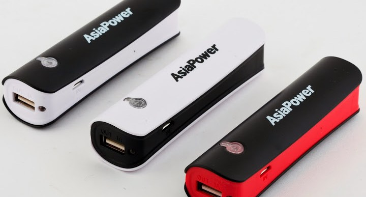 Asia Power updates its Power bank series with AP- 2600C and AP-5200C