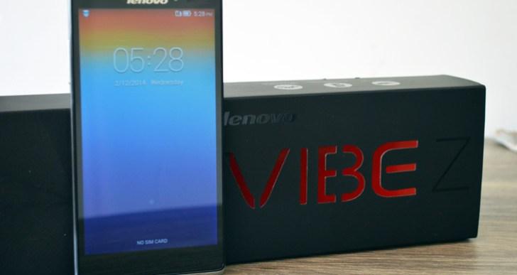 Lenovo Vibe Z Review