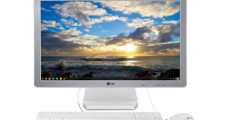LG brings it's Chromebase computer to India; Priced at Rs 32,000