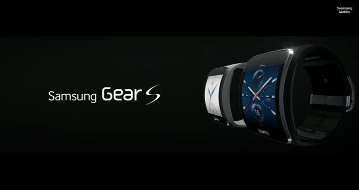 Samsung Gear S is your standalone SmartWatch companion