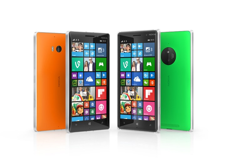 Microsoft's Lumia 830 lowers the price barrier for PureView imaging