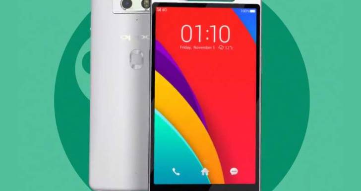 Oppo N3 is the Ultimate Selfie Smartphone, boasts of 16MP Swivel camera