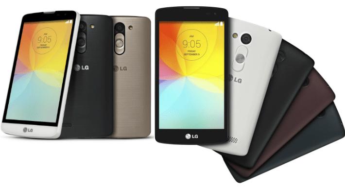 LG L Bello and L Fino Smartphones gets a price cut in India