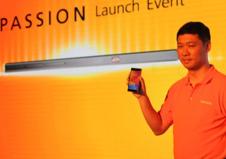 Phicomm, yet another Chinese SmartPhone maker arrives in India, launches Passion 660