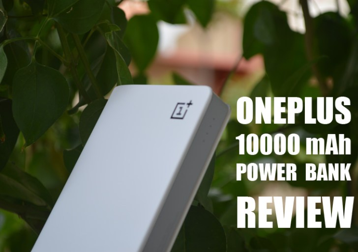 OnePlus Power Bank Review : A thing of beauty is a power for ever