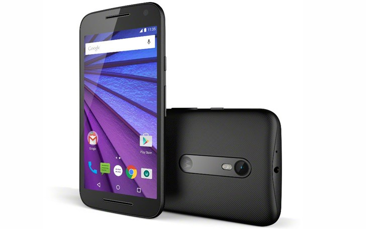 Motorola Moto G (third-generation) launched in India; Price and Specifications