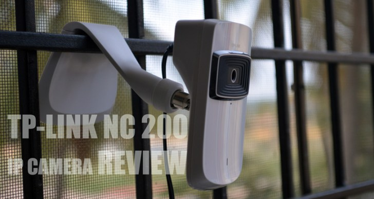 TP-Link NC200 Cloud Camera Review