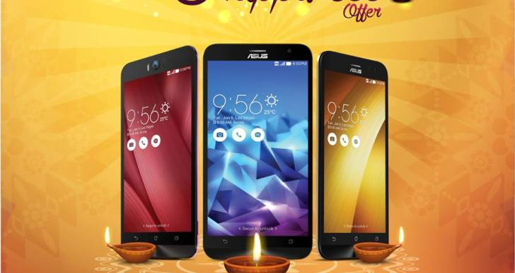 This Diwali, Asus lights up 'Har Pal Happiness' offer