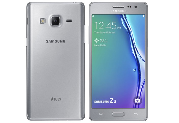 Tizen running Samsung Z3 launched in India, Priced at Rs 8,490