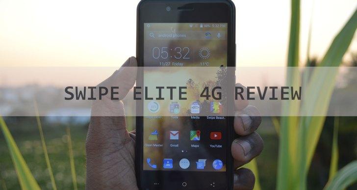 Swipe Elite 2 4G Review