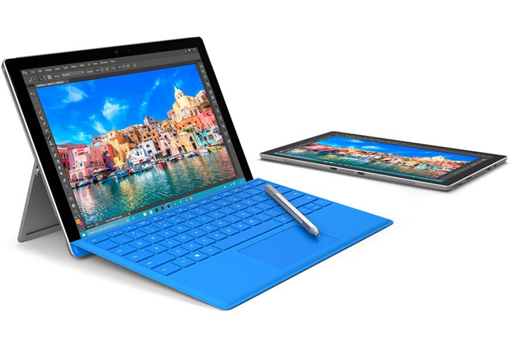 Microsoft brings the Surface Pro tablets to India; Surface Pro 4 and 3 launched