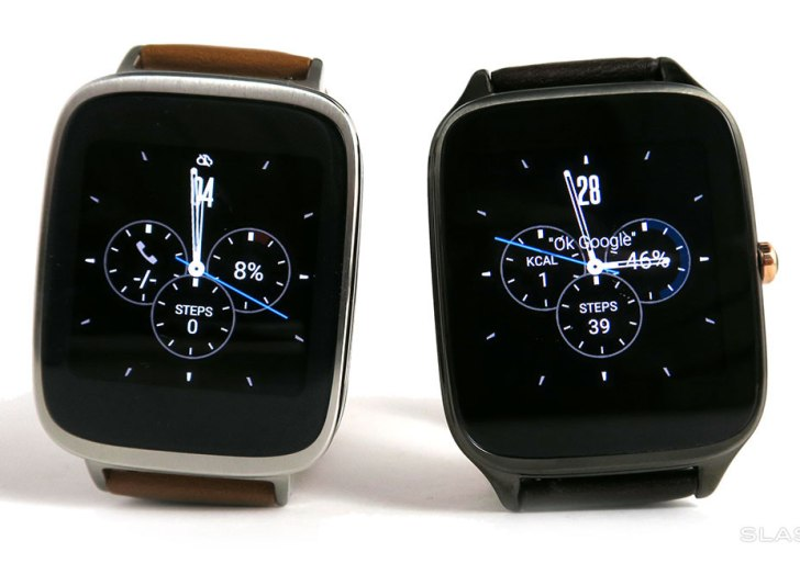 Asus brings the ZenWatch 2 to India; comes in two sizes