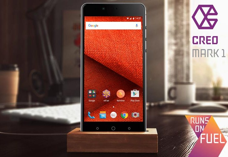 CREO Mark 1 launched at Rs 19,999 , Fuel OS the real deal here