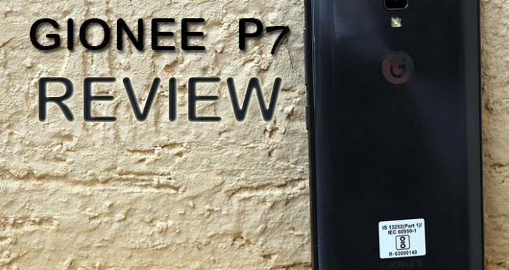 Gionee P7 Review – Can it withstand the rival onslaught?