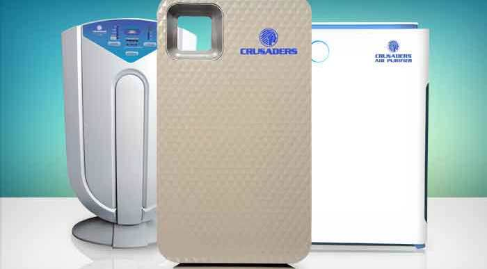 Crusaders Technologies launches two new Air purifiers in Indian market – XJ-4001B and XJ-2900