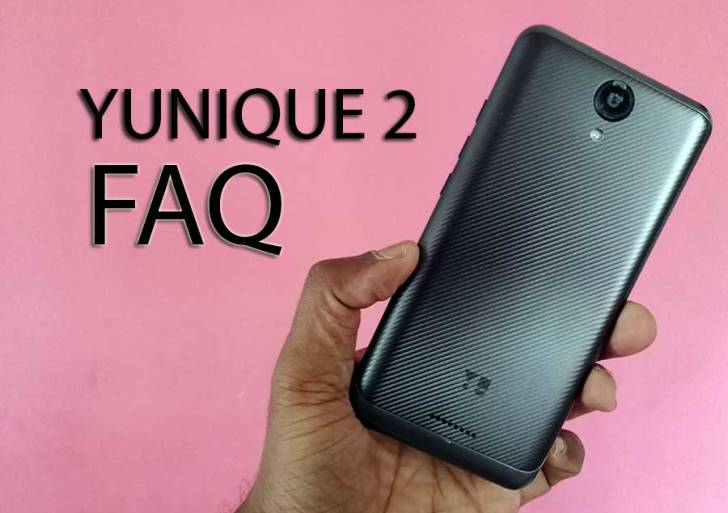 Yu Yunique 2 FAQ : Everything You Need To Know about this budget Smartphone