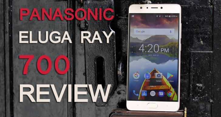 Panasonic Eluga Ray 700 Review : Betting on the Big battery