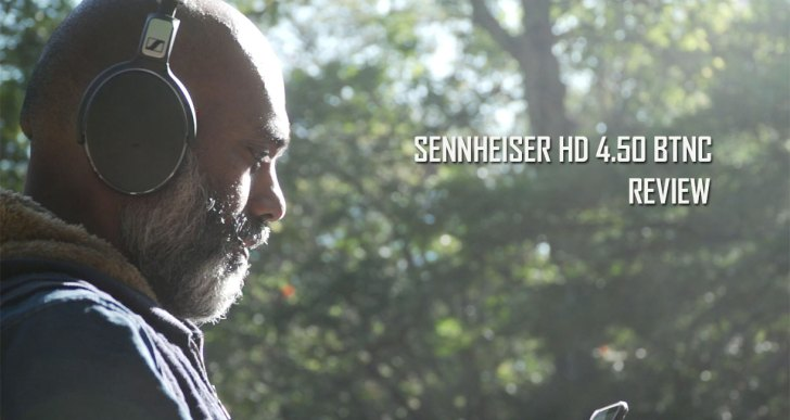 Sennheiser HD 4.50 BTNC Review (Also why this is the best pair I found the last year)