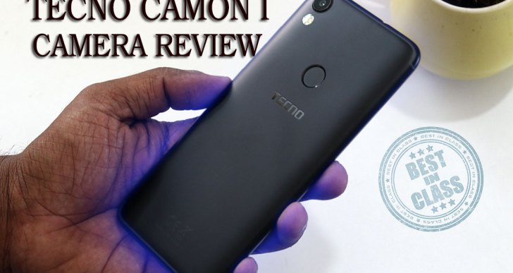 Tecno Camon i Camera Review – A Best in the Class Camera Performance