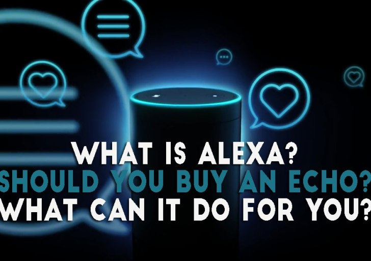 What is Alexa? Should you buy Amazon Echo? What Can It Do for You?