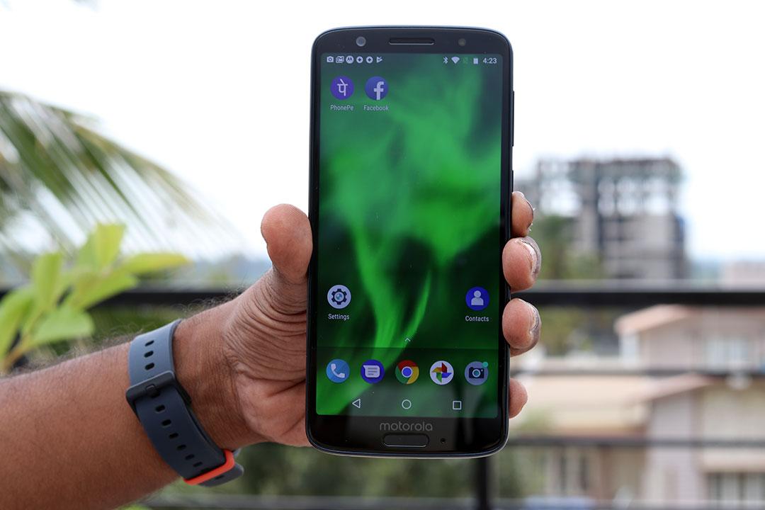 Motorola Moto G6 Review - Looking beyond the specs