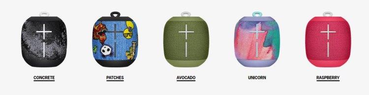 Wonderboom Freestyle designs