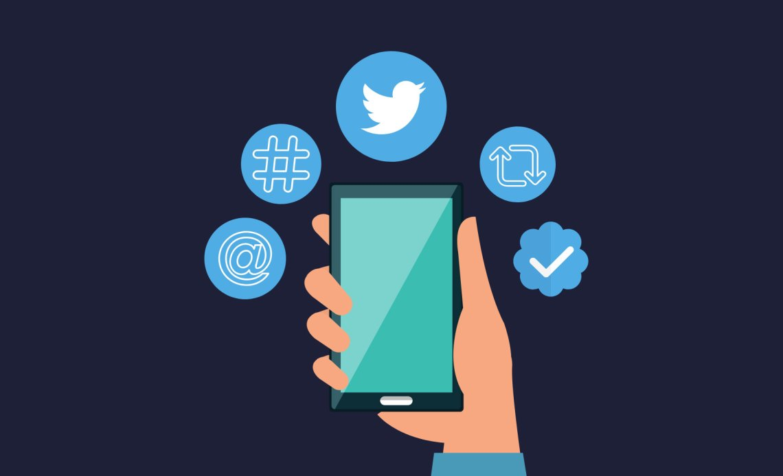twitter tips adding content