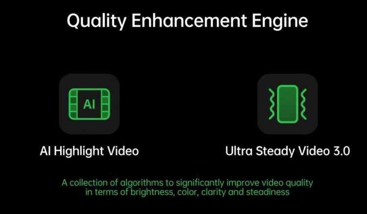 Oppo Quality engine enhancements
