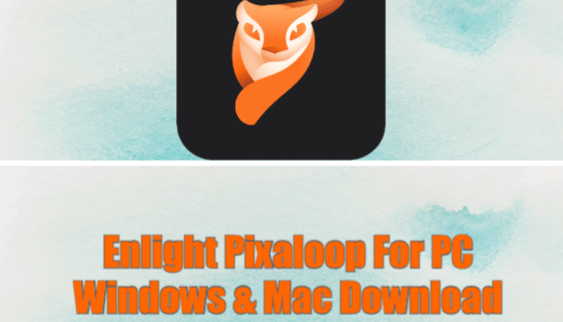 Enlight Pixaloop For PC Windows & Mac Download
