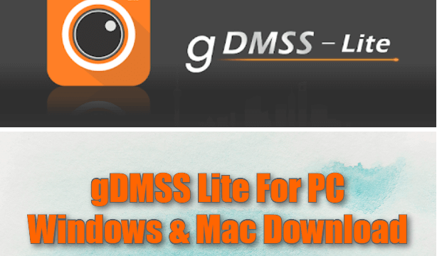 gDMSS Lite For PC Windows & Mac Download