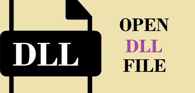 Open DLL File