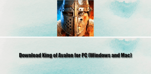 Download King of Avalon for PC (Windows and Mac)