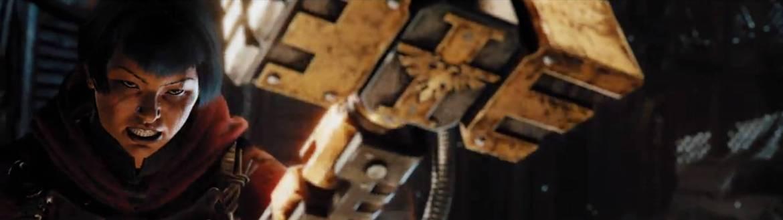 Warhammer 40K Darktide Writer Dan Abnett Gaunt's Ghosts slice