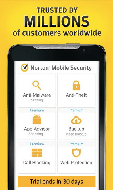 3 Norton Security and Antivirus