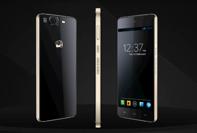 Micromax Canvas Knight