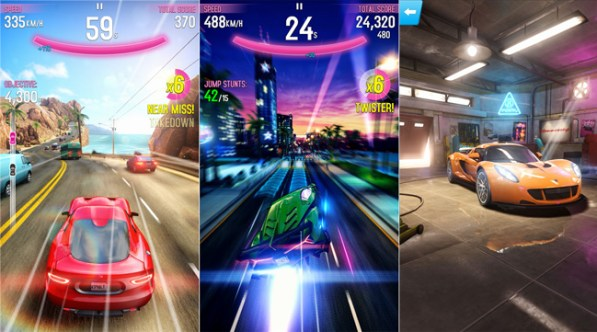 Asphalt-Overdrive-game