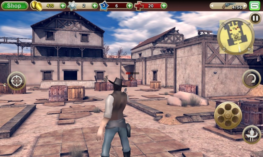 Six Guns For PC Download
