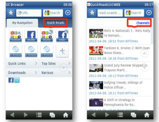 UC Browser For Java