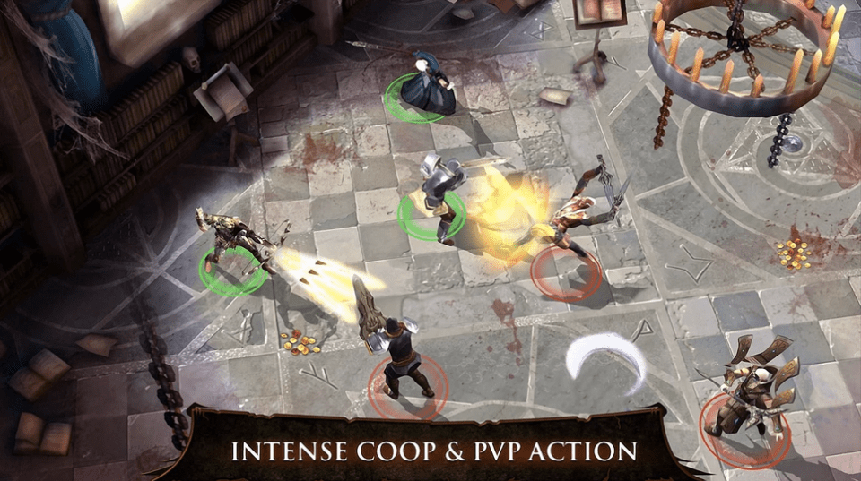 Dungeon Hunter 4 APK 3